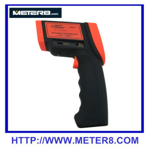 AR882+ High precision non contact infrared thermometer with temperature range 200~1650C pictures & photos