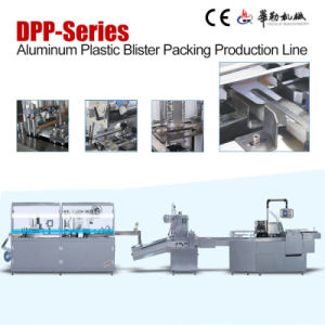 Pharmaceutical Blister Packing Line Cartoning Machine Line pictures & photos