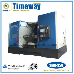 Horizontal CNC Thread. Worm Whirlwind Milling Machine pictures & photos