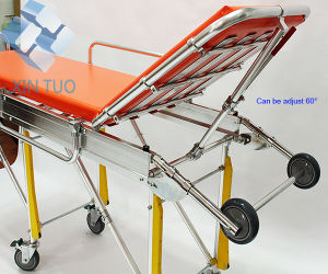 Ce FDA Approved Aluminum Alloy Ambulance Stretcher pictures & photos
