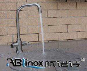 Kitchen Faucets, Water Outlet Mixer Tap Faucet Ab121 pictures & photos