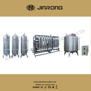 High Quality Water Treatment Line 18tph for Hospital pictures & photos