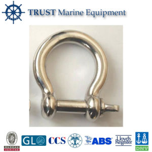 European Type Large Bow Stainless Steel Shackle pictures & photos