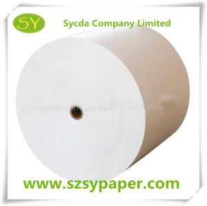 55GSM Office Paper Coated Jumbo Thermal Paper Roll pictures & photos