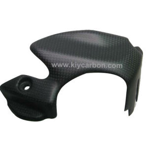 Carbon Fiber Sprocket Cover for Ducati Panigale 899 1199 1299 pictures & photos