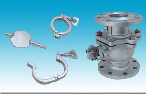 OEM Investment Casting Stainless Steel Valve Clamp