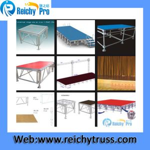 Reichy Stage Event Stage Used Mobile Stage Platform for Sale pictures & photos