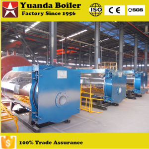 Diesel Fired Water Boiler From 300kw to 7000kw Thermal Power pictures & photos