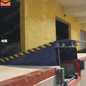 Shandong 15ton Static Hydraulic Yard Ramp for Sale pictures & photos