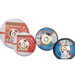Depressed Centre Grinding Disc for Metal-Hub (180X6.0X22.2mm) Abrasive with MPa Certificates pictures & photos
