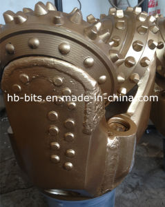 Oil Well Drilling Bit Manufacture Tricone Drill Bit pictures & photos