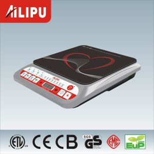 New Model and Fashion Red Color Induction Cooker (Hot Sale) pictures & photos