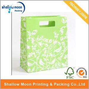 Customized Die Cut Paper Bag (QYZ252) pictures & photos