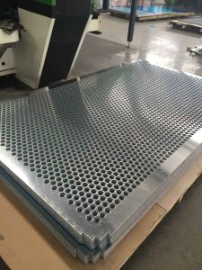 Perforated Aluminum Plate for Curtain Wall pictures & photos