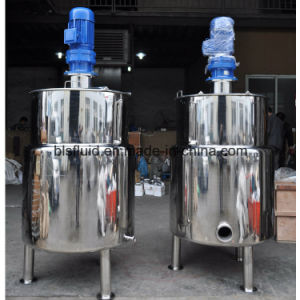 Upper Homogenizer Emulsifier Blender, Body Cream Lotion Machine pictures & photos