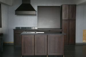 American Solid Wood Shaker Birch Kitchen Cabinet pictures & photos