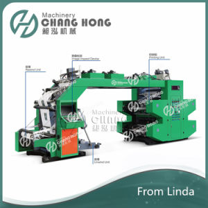CE Standard Plastic Printing Machine pictures & photos