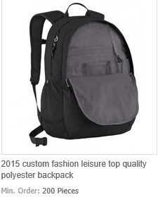 Leisure Top Quality Polyester Backpack