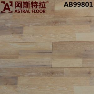 Hot Sale 12mm Rotten Wood Grain Surface (New) Laminate Flooring (AB99801) pictures & photos