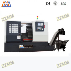 Linear Guideway CNC Lathe with Inclined Bed Type (TC6040) pictures & photos