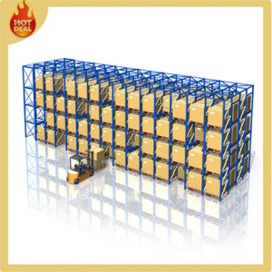 Steel Warehouse Storage Drive in Rack System pictures & photos
