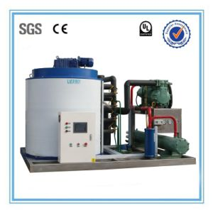 Seafood/ Fish Process Refrigeration Flake Ice Making Machine pictures & photos