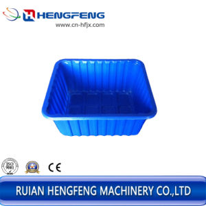 High Quality Plastic Egg Tray Meal Box pictures & photos