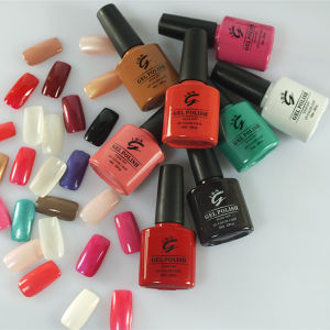 Eco-Friendly Quick Drying Gel Nail Polish pictures & photos