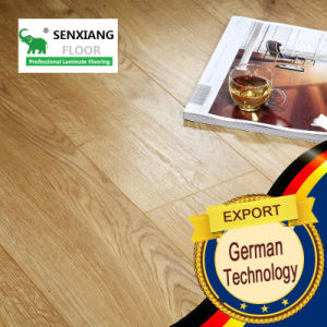 German Technology 12mm High Quality Embossed V-Groove Laminate Flooring