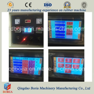 Silicone Rubber Patch/ Keychain Making/Vulcanizing Machine pictures & photos