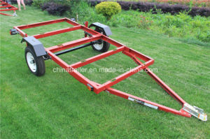 4X8 Red Folding Trailer /Utility Trailer /Foldable Trailer pictures & photos