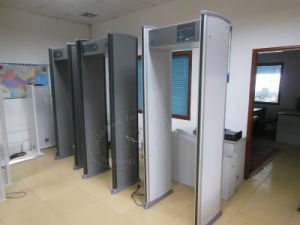 High Sensitive of Metal Detectors Gate for Sale (18 ZONES) pictures & photos