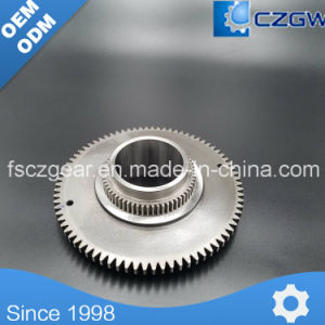 High Precision Customized Transmission Gear Duplex Gear for Various Machinery pictures & photos