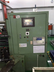 Second Hand 1300mm 4 Shafts Hot Sale BOPP Tape Slitting and Rewinding Machine pictures & photos
