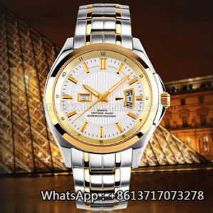 2016 New Style Quartz Watch, Fashion Stainless Steel Watch Hl-Bg-192 pictures & photos