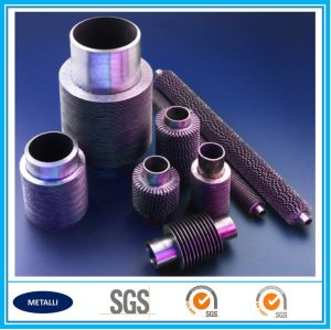 High Frequency Welded Helical Solid Fin Tube pictures & photos