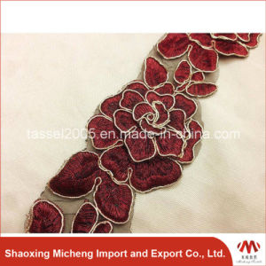 Hot Sell Lace Trimming for Clothing Mc0018 pictures & photos
