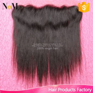 13*4 Inch Peruvian Cheap Free Parting Full Lace Frontal Closure pictures & photos