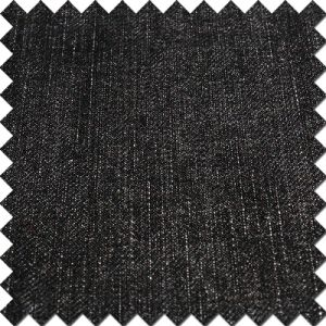Black 100% Cotton Denim Fabric for Jeans