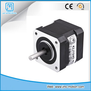42j1840-408 Low Noise 1.8 Degree NEMA 17 Smooth Operation Hybrid Stepper Motor pictures & photos