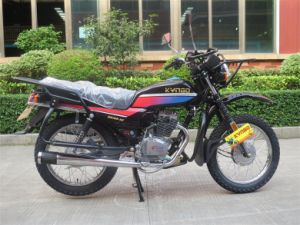 125cc /150cc Wy off Road Street Motorcycle with Carrier Racks