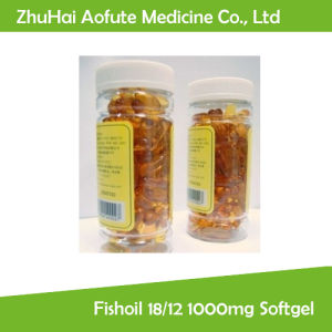 Fishoil 18/12 1000mg Softgel pictures & photos
