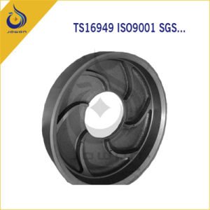 Iron Casting Water Pump Parts Pump Impeller pictures & photos