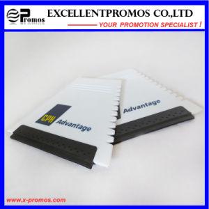 Customized Logo Cheap Auto Plastic Ice Scraper (EP-S9802) pictures & photos