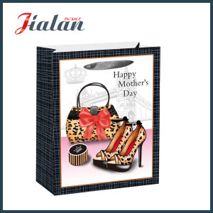 Custom Packaging Shopping Printed Logo Wholesales Paper Bag for Lady pictures & photos