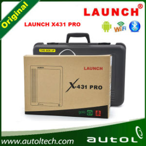 Support Online Update 100% Original Launch X431 PRO Universal Auto Scanner Support WiFi/Bluetooth with 3years Warranty pictures & photos