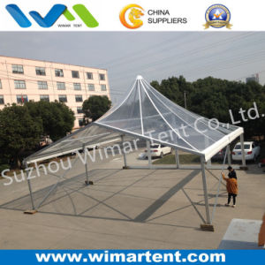 10X10m Transparent High Peak Tent for Outdoor Event pictures & photos