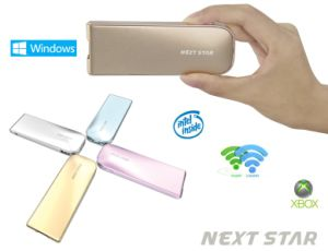 Intel Processor Inbuilt WiFi Smart Dongle Mini PC with Bluetooth pictures & photos