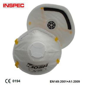 Dust Mask with Valve (MX2001V) pictures & photos