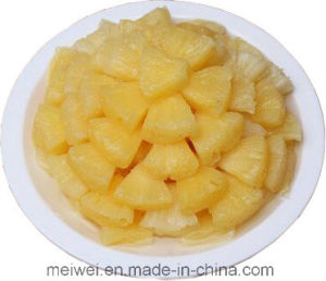 Hot Selling Canned Pineapple Tidbits pictures & photos
